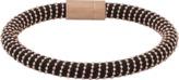 Carolina Bucci Black Twister Band Bracelet