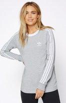 adidas Adicolor 3-Stripes Long Sleeve T-Shirt