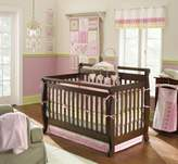 Laura Ashley Love Crib Blanket High Pile Pink