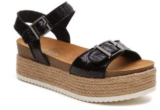Spring Step Patrizia By Ciri Espadrille Platform Sandal