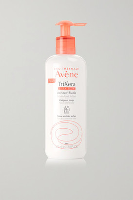Avene Trixera Nutrition Nutri-fluid Lotion, 400ml - Colorless