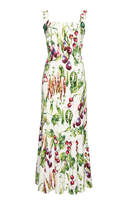 Dolce & Gabbana Vegetable Tank Dress