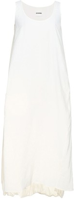 Jil Sander Scoop Neck Dress