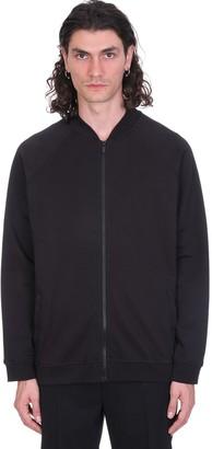 A.P.C. Armand Sweatshirt In Black Cotton