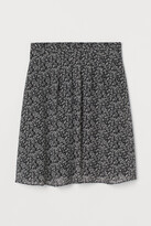 Thumbnail for your product : H&M Chiffon skirt