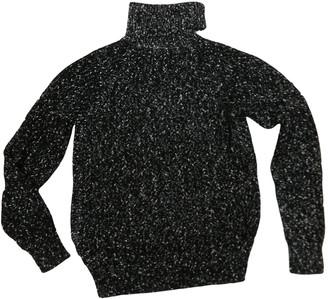 Le Ciel Bleu Black Wool Knitwear for Women