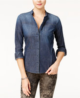 GUESS Marilyn Denim Shirt