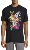 Robert Graham Print Cotton Tee