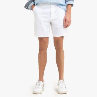 La Redoute Collections Cotton Bermuda Shorts