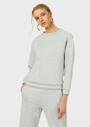 Emporio Armani Travel Essential Sweatshirt With Contrasting Band
