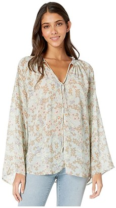 Bishop + Young Willow Blouse (Petite Fleur) Women's Clothing