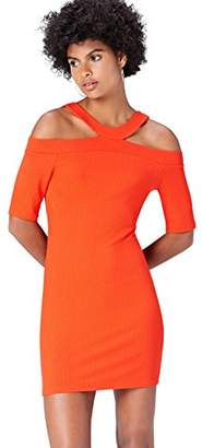find. Women's Cold Shoulder Dress,(Manufacturer size: XX-Large)