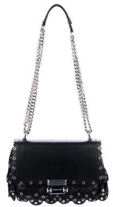 377db72fcc Scalloped Trim Handbag - ShopStyle