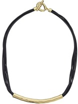 Karen Kane All or Nothing Organic Cord Necklace