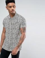 Soul Star 50s Collar Printed Shirt