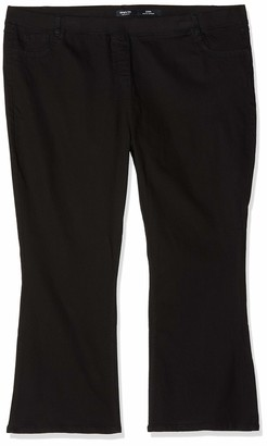 Simply Be Women's Ladies Petite Pull-on Bootcut Jeggings Leggings