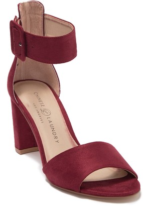 Chinese Laundry Rumor Ankle Strap Sandal