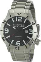 Christian Dior Nautec No Limit Men's Canteen Diver Watch AT/STSTSTBK