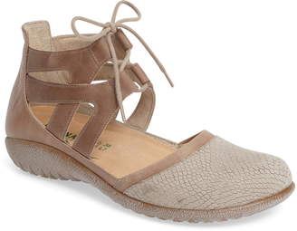 Naot Footwear Kata Lace-Up Sandal