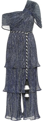 Peter Pilotto Pleated jersey jumpsuit