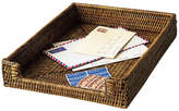 OKA Rattan A4 Paper & Letter Tray