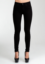 Bebe Midrise Icon Skinny Jeans