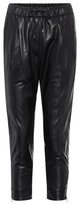 Brunello Cucinelli Leather trousers