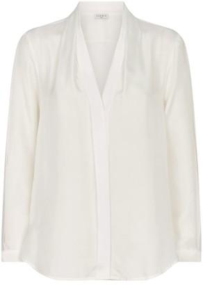 Sandro Paris Silk Shirt
