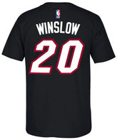 adidas Kids' Justise Winslow Miami Heat T-Shirt