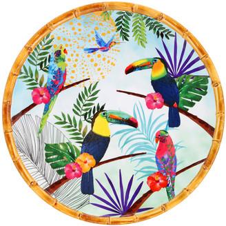 Les Jardins de la Comtesse - Rio Plate - Dinner Plate