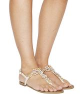 Office Serena Embellished Sandals