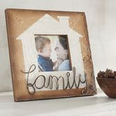 Pier 1 Imports Family is Home 4x4 Photo Frame
