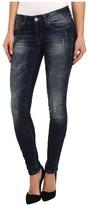 Mavi Jeans Serena Lowrise Super Skinny in Dark Used Nolita