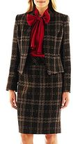 JCPenney 9 & Co.® Tweed Jacket, Blouse or Skirt