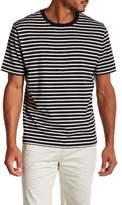 Vince Stripe Short Sleeve Shirt