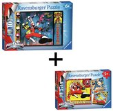 Ravensburger Power Rangers Puzzle - Twin Pack