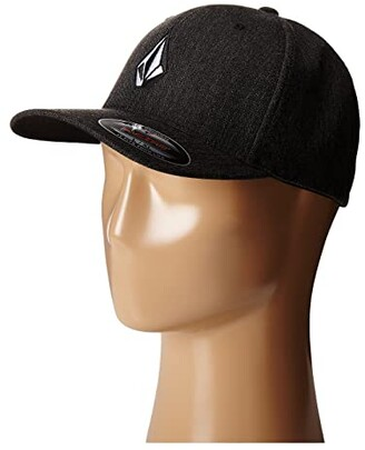 Volcom Full Stone Heather (Charcoal Heather) Baseball Caps