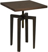 Noir Osten End Table