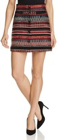 Karen Millen Button Detail Tweed Skirt