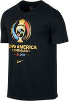 Nike Short-Sleeve Copa Cotton Tee