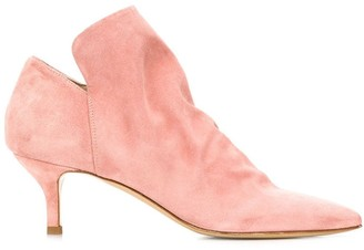 Strategia Side Zip Ankle Boots
