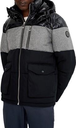 Noize Puffer Jacket