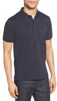 BOSS Men's 'Pallas' Regular Fit Logo Embroidered Polo Shirt