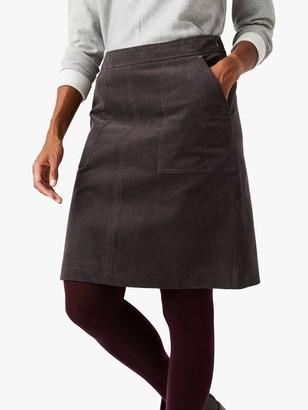 White Stuff Clocktower Cord A-Line Skirt