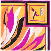 Emilio Pucci Fiore Maya print scarf - women - Silk - One Size