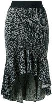 Cecilia Prado knit skirt - women - Acrylic/Lurex/Viscose - P