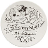 Disney Be Our Guest Dessert Plate - White