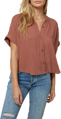 O'Neill Shelly Woven Blouse