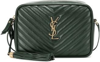 Saint Laurent Lou Camera leather crossbody bag