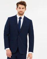 TAROCASH Harvey Stretch One Button Suit